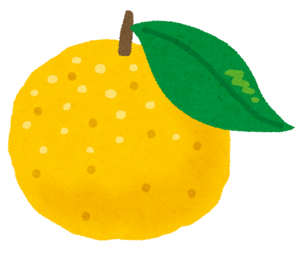 fruit_yuzu