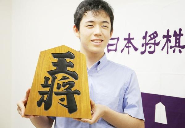 【朗報】最年少プロ棋士、ガチのマジで天才だったwwww