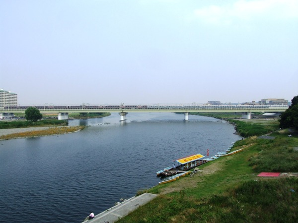 Odakyu_Tama_River_Bridge