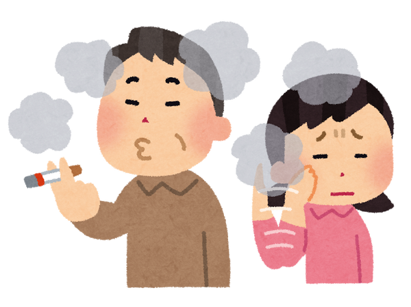 【これは本当松】喘息の人「禁煙なら参加しますが…」幹事「ワガママ言うな。喫煙者はタバコ吸いたいんだよ。絶対参加」