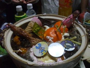 闇鍋で集まって四人が全員肉を持ってきた結果・・・※画像あり