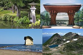 Montages_of_Ishikawa_prefecture