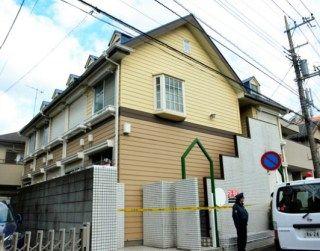 神奈川座間市-アパート