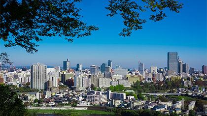 【画像】仙台の街並みと都会度wwwwwww