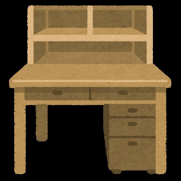 desk_benkyoudukue