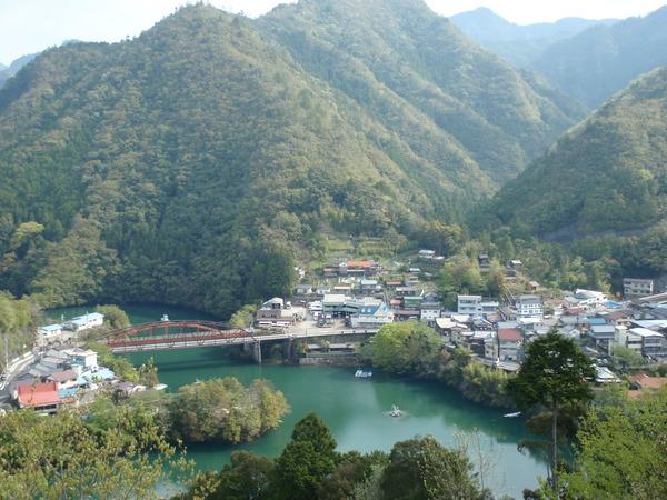 Totsukawa_spa_town_2011