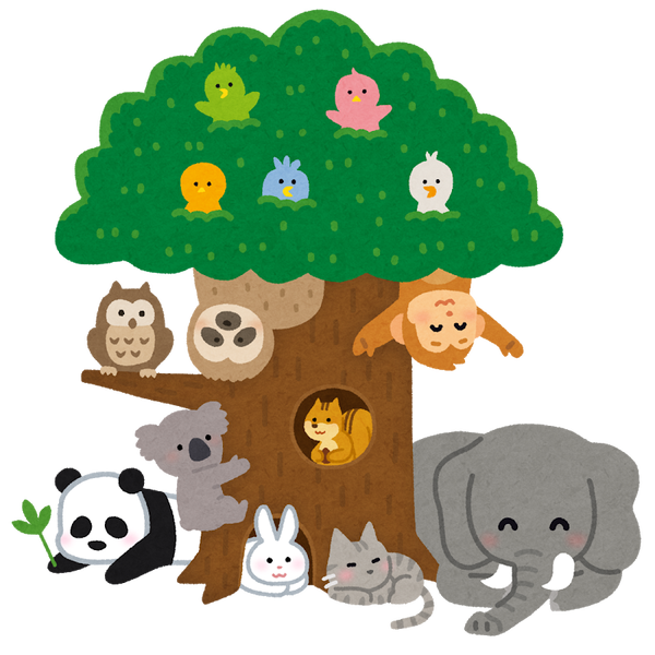 tree_animals_group