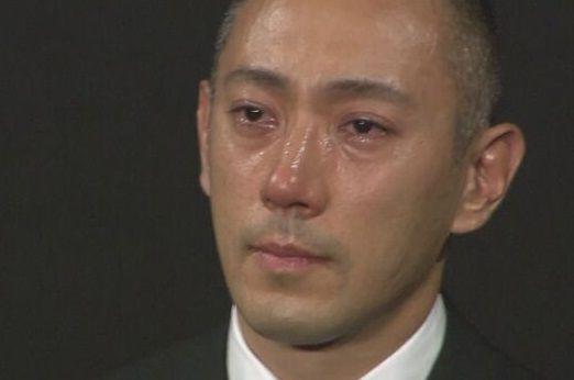 【涙不可避】海老蔵さん一問一答「(小林麻央さんは)最後の最後まで愛してくれていた」