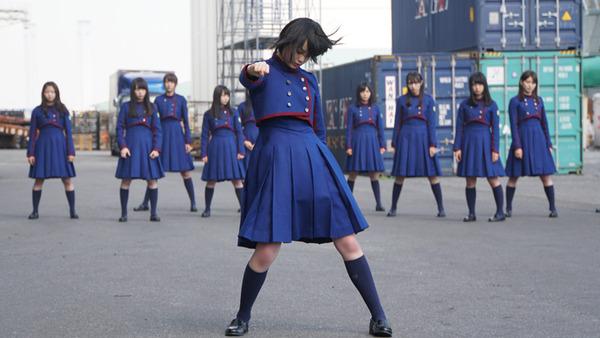 欅坂のルックスがこちらですwwwww※画像あり