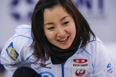 【朗報】ぐうかわカーリング女子・藤沢五月さん、韓国で話題を集めるwww