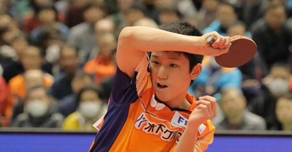 【これは熱い】天才・張本智和(14歳:中学生)、オリンピックメダリストの水谷を破って日本一にwww日本の卓球が新時代に突入www(動画あり)