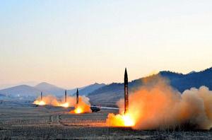 【速報】北朝鮮、何か飛ばす