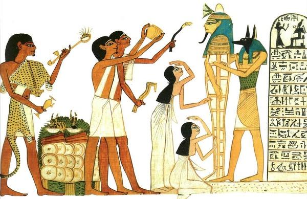 「自分、古代エジプト人です」ってやつおる?