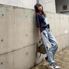 工藤静香、Tシャツ&デニム私服が大不評「ヤンキーっぽいしダサい」