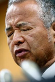 甘利氏、1億5千万円再調査せず 参院選広島選挙区の買収事件
