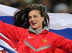 「文句より競技に集中すべき」ロシア元選手イシンバエワ氏、選手村を酷評の母国に苦言