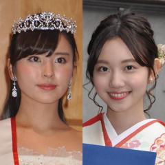 角谷暁子アナと田中瞳アナ「WBS」の巨胸パワーが男性視聴者を釘付け!
