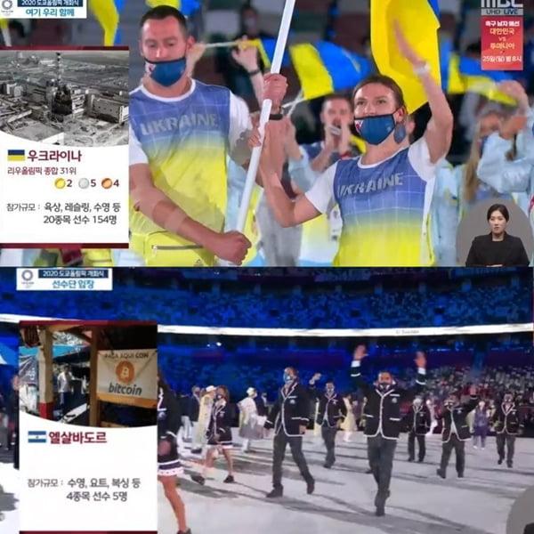 韓国MBC放送 ウクライナ=チェルノブイリ