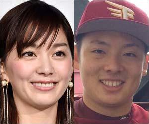 【結婚】石橋杏奈が楽天・松井裕樹と結婚!連名で発表!今月初旬にハワイで挙式
