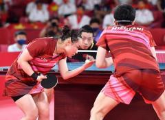 中国メディアが水谷隼、伊藤美誠のコロナルール破りを指摘「台を手で触った」