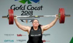男子→女子に性別変更の選手、東京五輪の重量挙げに出場へ 史上初