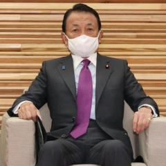 麻生大臣「これ、税金でやると思ってる?」一律10万円給付金に難色
