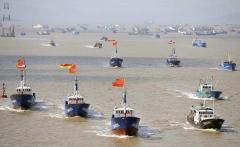 南シナ海に260隻で居座り続ける中国船の傍若無人