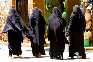 yemen woman