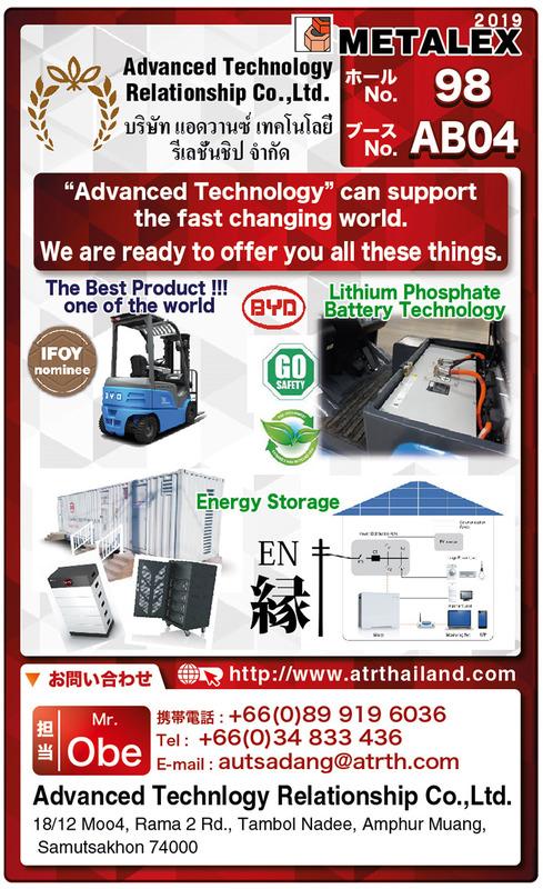 Advanced Technology-2019