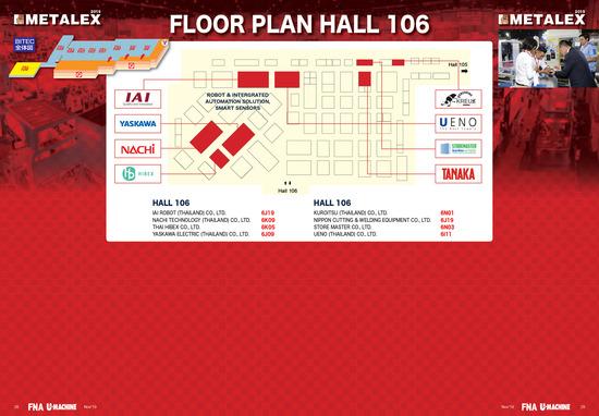 METALEX_2019_FloorPlan_Hall106