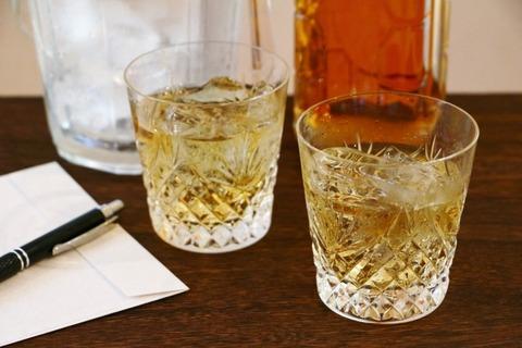 【酒の飲み方】ロックしかわからないから、全部ロックでって答えた結果(汗)