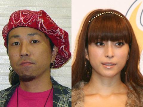 【訃報】上原多香子さんの夫で「ET-KING」のTENNさん死去、自殺か  自宅には遺書