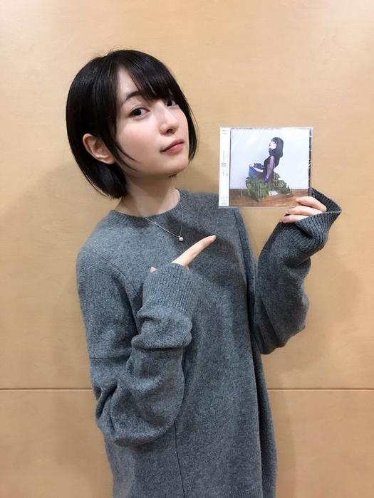 CDを出した上田麗奈