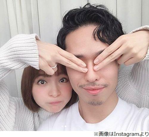 篠田麻里子、結婚相手のツーショット写真をインスタで公開(画像あり)