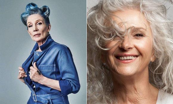 女性の美は45を過ぎてから。年を経て内面からの美しさが現れた45歳以上の美人・美男モデルたち