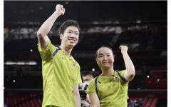 【五輪卓球】水谷・伊藤 世界1位を破って銀メダル以上確定「最高です。すごく楽しかった」中国ペアとの頂上決戦へ