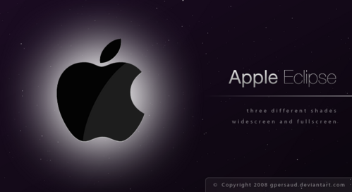 Apple_Eclipse_by_gpersaud