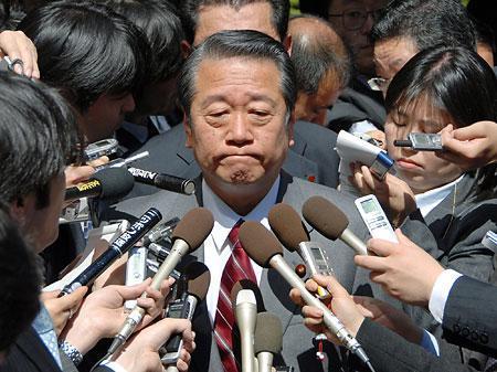 小沢元代表