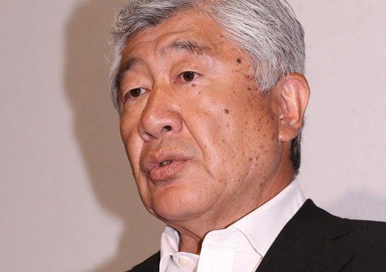 【会見LIVE】日大・内田前監督「指示はしてない。反則も見ていない」