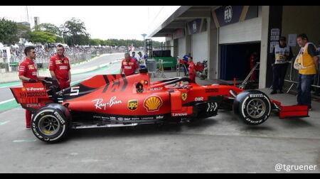 FIAがフェラーリ、フェラーリカスタマー、非フェラーリの3種類の燃料システムを押収して調査する模様