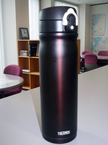 毎日会社に水筒を持って行くようになってから今までお金の無駄遣いしてたと痛感した