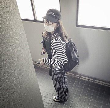 川口春奈「着替えるのメンドクサイネ。この日はこのまま外に出たよ(笑)正気です」