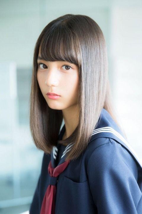【けやき坂46】小坂菜緒、まだ16歳とは思えないほどのオーラとその美貌 圧倒的な存在感放つ