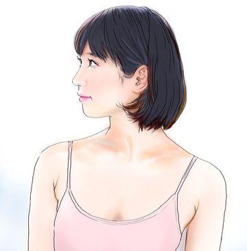 【悲報】吉岡里帆さん、何故かまんさんにスタイル悪いブス扱いされて叩かれまくる、、