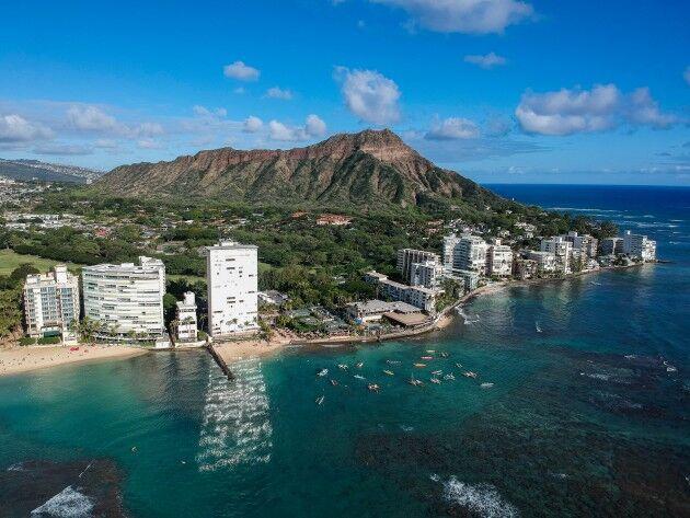 ハワイ滞在の日本人夫婦、武ッコロを発症。米国が恐怖に襲われている