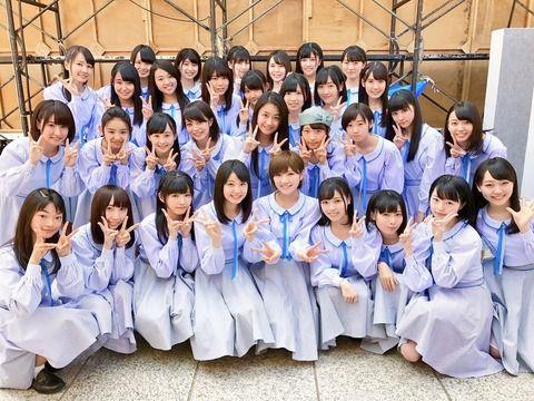 【悲報】STU48、まさかの紅白落選…