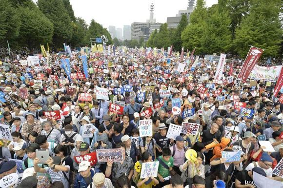 香港さん・フランスさん「デモや!暴動!火炎瓶!オラァあああ!!」 一方日本さん・・・w