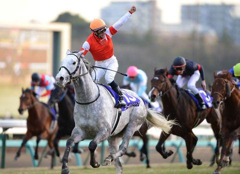 【競馬】ゴールドシップの3歳までの成績wwwwww