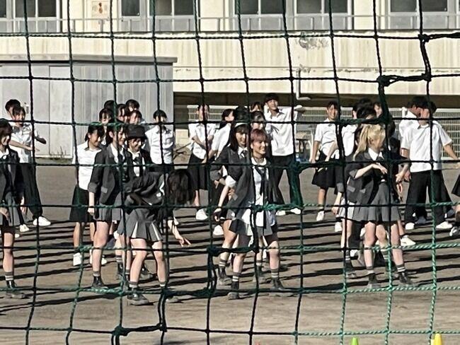 AKBのメンバーが新曲のMV撮影してたよ!!【AKB48 58thシングル 根も葉もRumor】