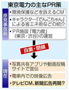 【東電】東京電力、7年ぶりテレビCMを7月18日から再開